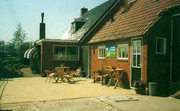 Bed and Breakfast Fantfamke in Augustinusga, Friesland - Nederland