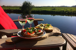 La Dolce Frisia in Workum, Friesland - Nederland