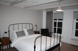 Grote Kade Bed & Breakfast in Goes, Zeeland - Nederland