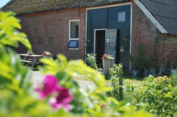 Logement Doosje in Warfstermolen, Friesland - Nederland