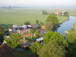 B&B Marsherne in Poppenwier, Friesland - Nederland