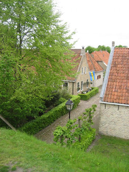 Bed en Breakfast Bourtange in Bourtange, Groningen - Nederland